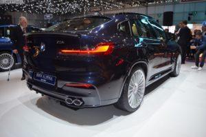 BMW Alpina XD4 2018 - BMW X4 - G02 Foto LIVE Ginevra (11)
