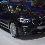 BMW Alpina XD4 2018 - BMW X4 - G02 Foto LIVE Ginevra (12)