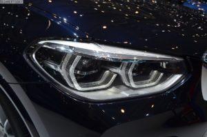 BMW Alpina XD4 2018 - BMW X4 - G02 Foto LIVE Ginevra (4)