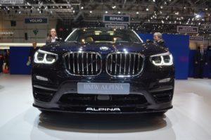 BMW Alpina XD4 2018 - BMW X4 - G02 Foto LIVE Ginevra (9)