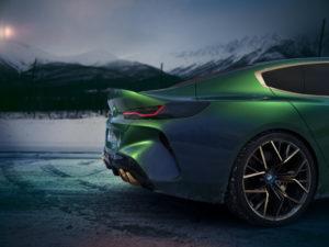 BMW Concept M8 Gran Coupe 2018 - F93 - BMW Serie 8 Gran Coupe (11)