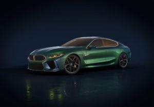 BMW Concept M8 Gran Coupe 2018 - F93 - BMW Serie 8 Gran Coupe (14)
