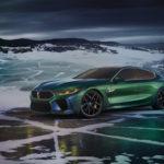 BMW Concept M8 Gran Coupe 2018 - F93 - BMW Serie 8 Gran Coupe