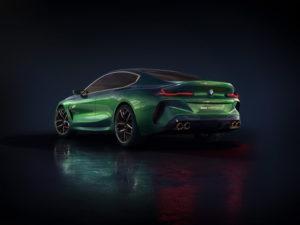 BMW Concept M8 Gran Coupe 2018 - F93 - BMW Serie 8 Gran Coupe (16)
