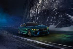 BMW Concept M8 Gran Coupe 2018 - F93 - BMW Serie 8 Gran Coupe (2)