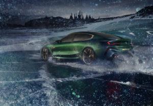 BMW Concept M8 Gran Coupe 2018 - F93 - BMW Serie 8 Gran Coupe (3)
