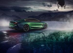BMW Concept M8 Gran Coupe 2018 - F93 - BMW Serie 8 Gran Coupe (4)