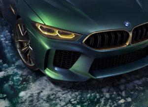 BMW Concept M8 Gran Coupe 2018 - F93 - BMW Serie 8 Gran Coupe (5)