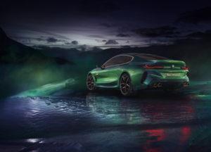 BMW Concept M8 Gran Coupe 2018 - F93 - BMW Serie 8 Gran Coupe (9)