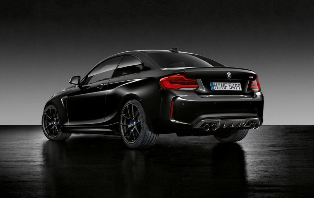 BMW M2 Coupe Edition Black Shadow 2018 - BMW M2 F87 (4)