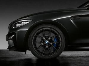 BMW M2 Coupe Edition Black Shadow 2018 - BMW M2 F87 (6)