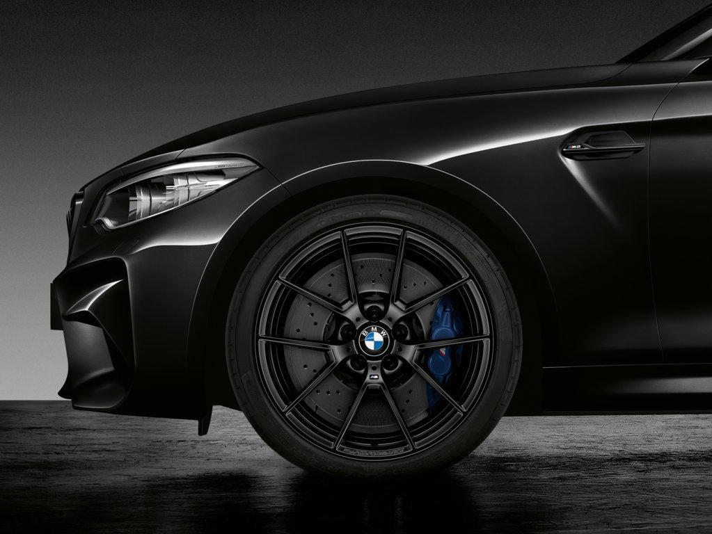 Bmw M2 Coupe Edition Black Shadow Il Nero Sfina Bmwnews