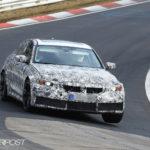 BMW M3 G80 Spy 2020 - BMW Serie 3 (2)