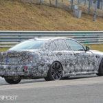 BMW M3 G80 Spy 2020 - BMW Serie 3 (5)