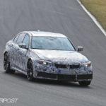 BMW M3 G80 Spy 2020 - BMW Serie 3 (6)
