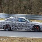 BMW M3 G80 Spy 2020 - BMW Serie 3 (7)