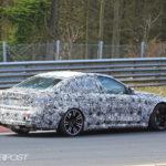 BMW M3 G80 Spy 2020 - BMW Serie 3 (8)