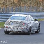 BMW M3 G80 Spy 2020 - BMW Serie 3 (9)