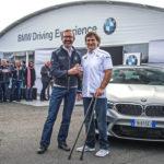 BMW M5 M xDrive - Alessandro Zanardi BMW Brand Ambassador - BMW Driving Experience 2018