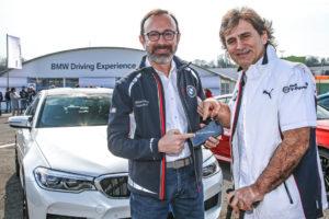 BMW M5 M xDrive - Alessandro Zanardi BMW Brand Ambassador - BMW Driving Experience 2018 (3)