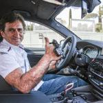 BMW M5 M xDrive - Alessandro Zanardi BMW Brand Ambassador - BMW Driving Experience 2018 (4)