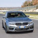 BMW M5 M xDrive - Alessandro Zanardi BMW Brand Ambassador - BMW Driving Experience 2018 (5)
