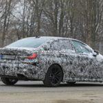 BMW Serie 3 2019 Spy - G20 (11)