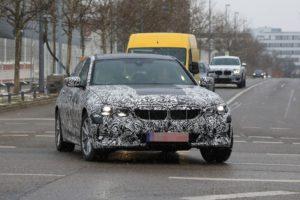 BMW Serie 3 2019 Spy - G20 (13)