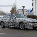 BMW Serie 3 2019 Spy - G20 (14)