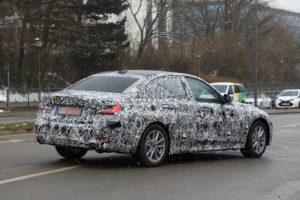 BMW Serie 3 2019 Spy - G20 (16)