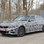 BMW Serie 3 2019 Spy - G20 (2)