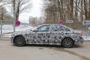 BMW Serie 3 2019 Spy - G20 (3)