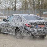 BMW Serie 3 2019 Spy - G20 (4)