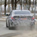 BMW Serie 3 2019 Spy - G20 (5)