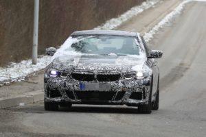 BMW Serie 3 2019 Spy - G20 (6)
