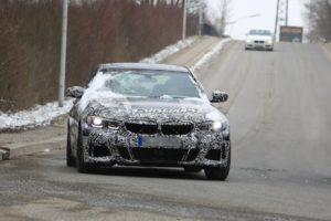 BMW Serie 3 2019 Spy - G20 (7)