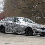 BMW Serie 3 2019 Spy - G20 (8)
