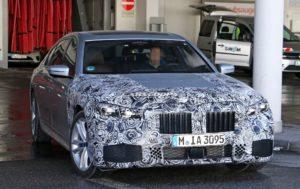 BMW Serie 7 Facelift 2019 Spy - G11 - G12 (4)