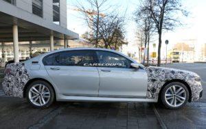BMW Serie 7 Facelift 2019 Spy - G11 - G12 (6)