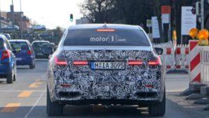 BMW Serie 7 facelift LCI 2019 SPY - G11 G12 (10)