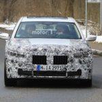 BMW Serie 7 facelift LCI 2019 SPY - G11 G12