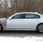 BMW Serie 7 facelift LCI 2019 SPY - G11 G12 (3)