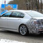 BMW Serie 7 facelift LCI 2019 SPY - G11 G12 (4)