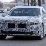 BMW Serie 7 facelift LCI 2019 SPY - G11 G12 (6)