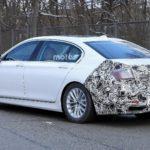 BMW Serie 7 facelift LCI 2019 SPY - G11 G12 (7)