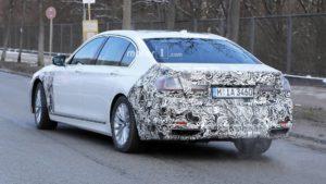 BMW Serie 7 facelift LCI 2019 SPY - G11 G12 (8)