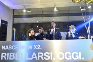 BMW X2 2018 - BMW Milano Golden Gala - F39 (3)