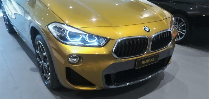 BMW X2 xDrive20d M Sport X - Porte Aperte 2018 - F39 (2)