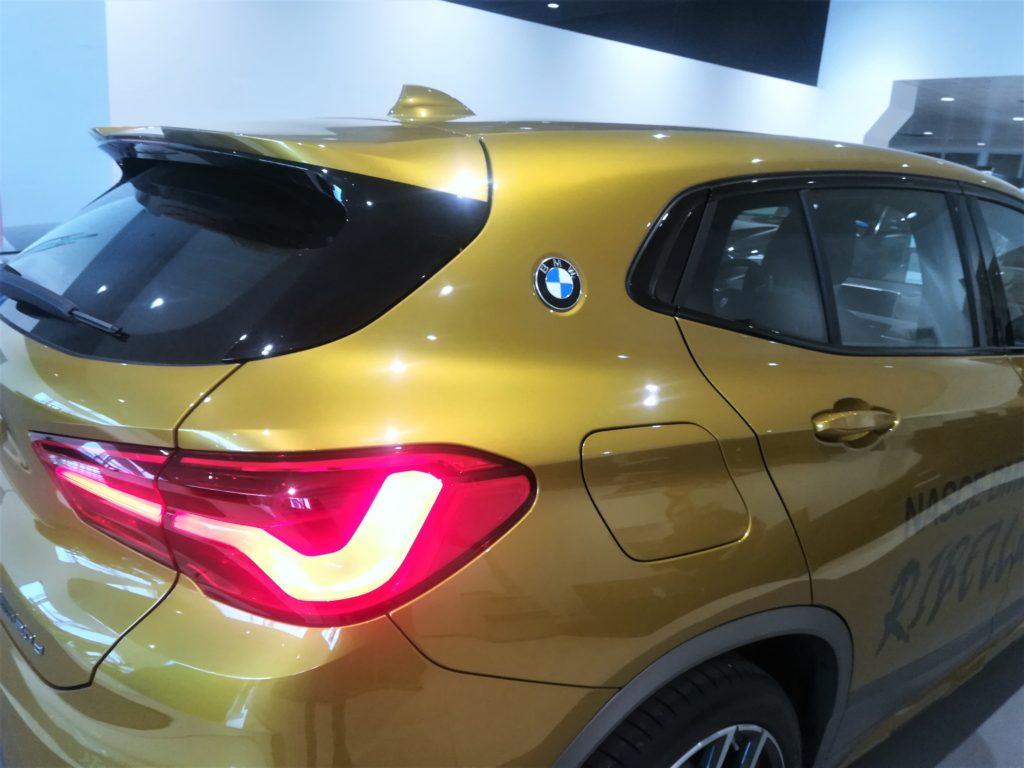 BMW X2 xDrive20d M Sport X - Porte Aperte 2018 - F39 (4)
