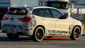 BMW X3M Spy - F97 - BMW X3 (2)